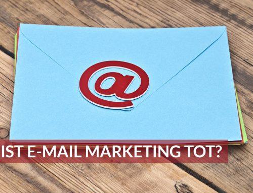Ist E-Mail Marketing tot?