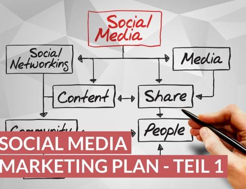 Wie man einen social Media Marketing Plan erstellt – Teil 1
