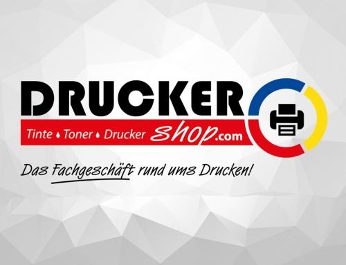 Logo Design für Druckershop