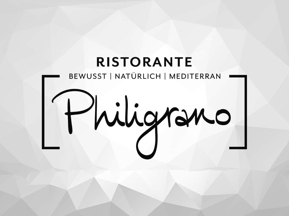 Logo Design für Philigrano