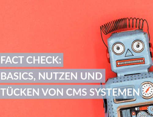 CMS Systeme Check