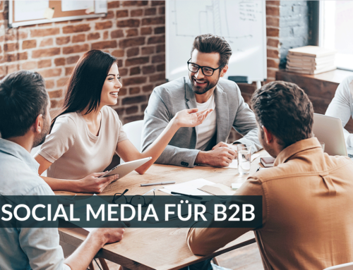Social Media für B2B
