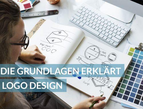 Die Grundlagen erklärt – Logo Design