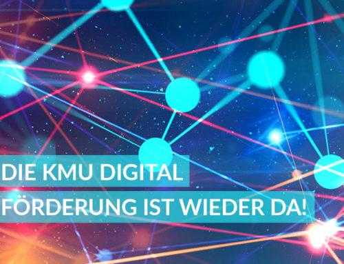 KMU Digital Förderung 2.0