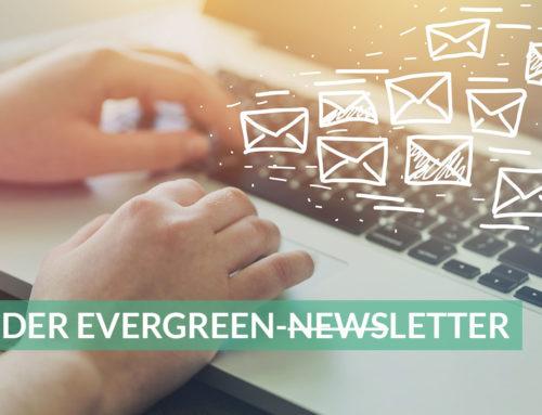 Der Evergreen-Letter