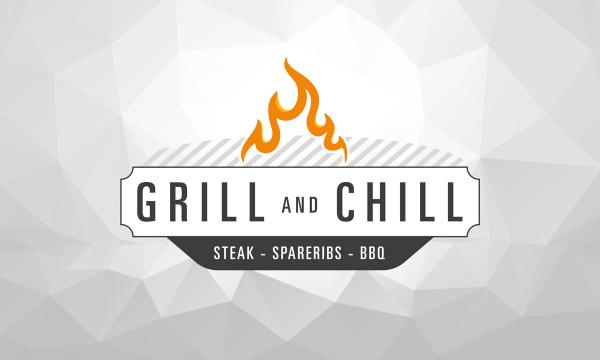 Logo Grill and Chill Millenniumcity