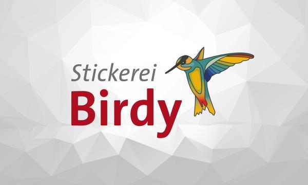 Logo Birdy Stick und Fashion