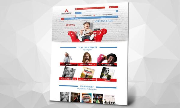 Mockup Website 1
