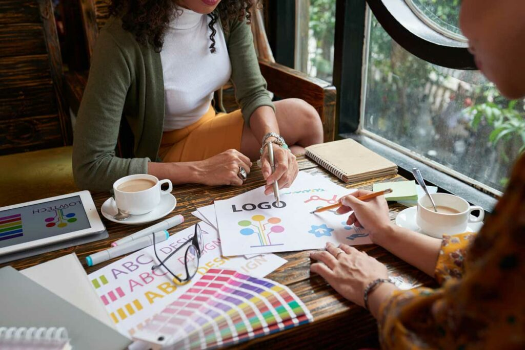 Corporate Design elemente